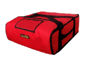 "20"" Pizza Delivery Bag (Red)"